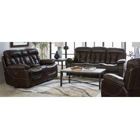 4150961 + Reclining Sofa w/Drop Down Table