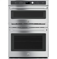 GE Café Series 30 in. Combination Double Wall Oven with Convection and Advantium® Technology