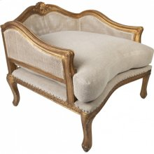 Duchess Brisée Chaise Lounge Footstool