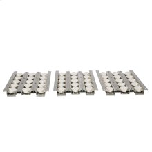 Ceramic Briquette Set for 34 Inch Grills