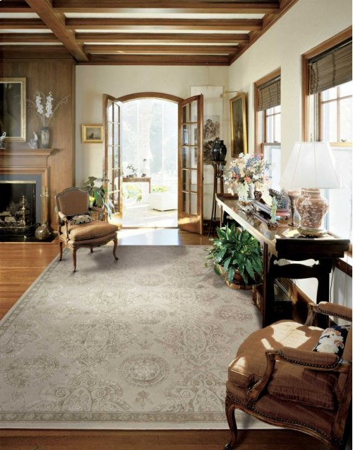 Regal Reg06 Gry Rectangle Rug 8'6'' X 11'6''