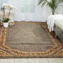Vallencierre Va35 Silver Rectangle Rug 2' X 3'