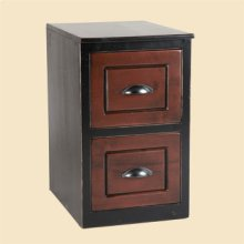 2 Drawer Console File Drawer
