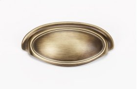 Classic Traditional Cup Pull A1571-35 - Antique English Matte