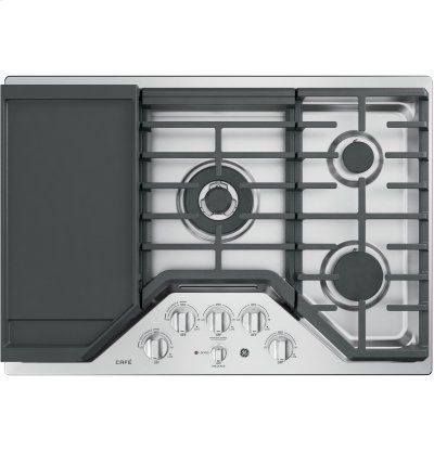 """GE Cafe™ Series 30"""" Built-In Gas Cooktop Product Image"""