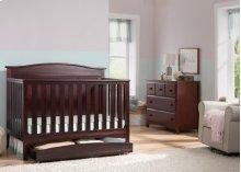 Bennett 4-in-1 Crib - Dark Chocolate (207)