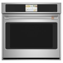 """Café 30"""" Built-In Convection Single Wall Oven"""
