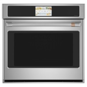 "Cafe AppliancesCaf(eback) 30"" Smart Single Wall Oven with Convection"