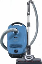 Classic C1 Turbo Team PowerLine - SBAN0 canister vacuum cleaners with turbo brush for hard floor and low, medium-pile carpeting. Product Image