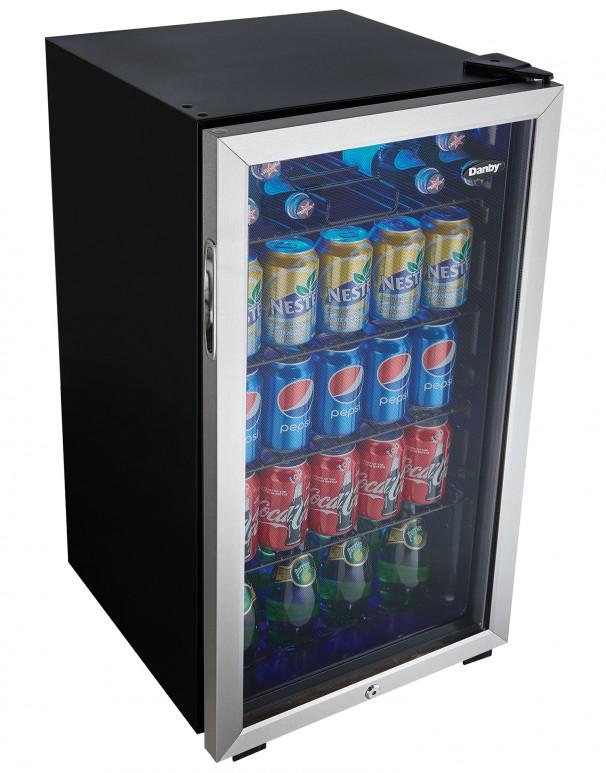 Dbc120blsdanby Danby 120 355ml Can Capacity Beverage