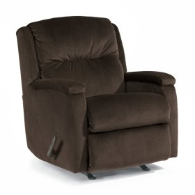 Kayla Fabric Swivel Gliding Recliner