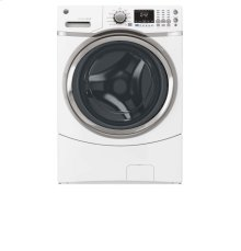 GE® ENERGY STAR® 4.3 DOE Cu. Ft. Capacity Frontload Washer