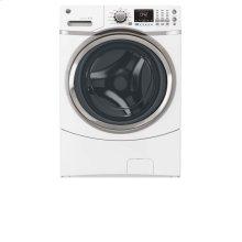GE® ENERGY STAR® 4.3 DOE Cu. Ft. Capacity Frontload Washer