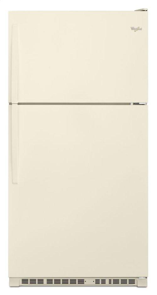 33-inch Wide Top Freezer Refrigerator - 20 cu. ft.