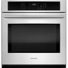 "Monogram 27"" Electric Single Wall Oven"