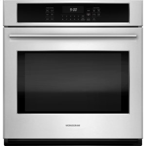 "MonogramMonogram 27"" Electric Single Wall Oven"