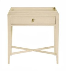 Salon Nightstand in Salon Alabaster (341)