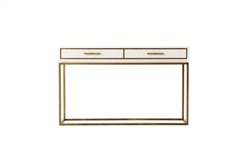 Fascinate Console (morning White) Table