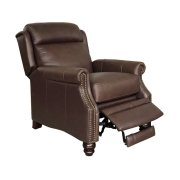 Push Back Recliner in Cosmos-Woodland Product Image