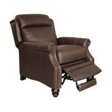 Push Back Recliner in Cosmos-Woodland