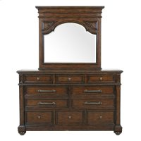 Durango Ridge 8 Drawer Dresser Product Image
