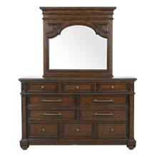 Durango Ridge 8 Drawer Dresser