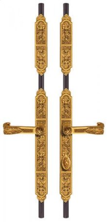 Cremone Multipoint Trim Louis XVI Style