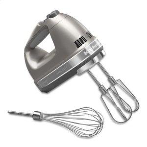 KitchenaidKitchenAid® 7-Speed Hand Mixer - Cocoa Silver