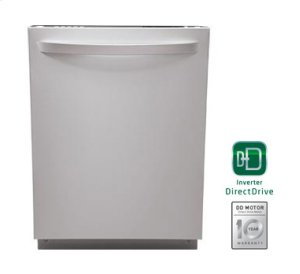 Fully Integrated Dishwasher with Hidden Controls Product Image