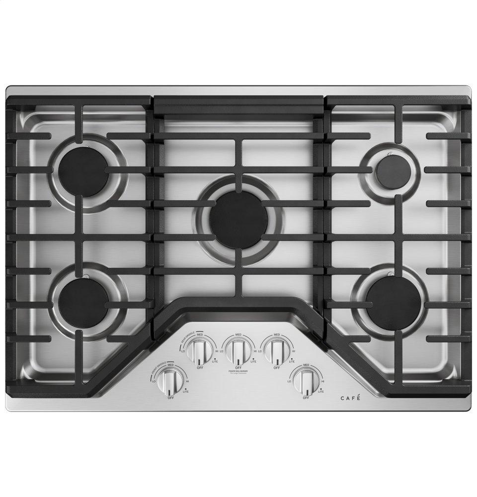 """Cafe Appliances30"""" Gas Cooktop"""