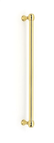 Royale Appliance Pull D980-12 - Polished Brass