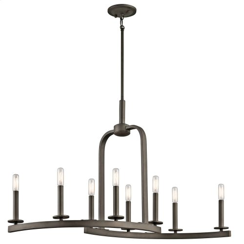 Hendrik 4 Light Semi Flush Olde Bronze®