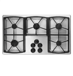 """30"""" Gas Cooktop, in Stainless Steel"""