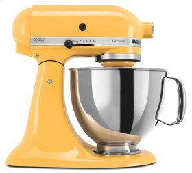 Artisan® Series 5 Quart Tilt-Head Stand Mixer - Buttercup
