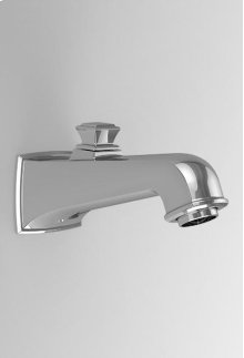 Brushed Nickel Connelly™ Diverter Tub Spout