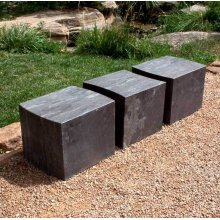 Puzzle Cube Bench