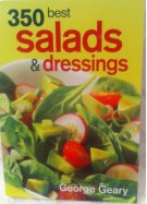 350 Best Salads & Dressings - Other Product Image