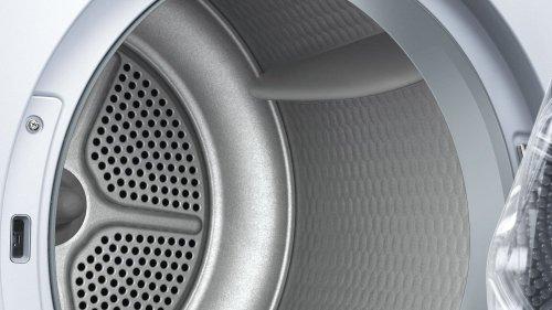 "24"" Compact Condensation Dryer Ascenta - White WTB86200UC"