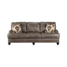 Kannerdy Quarry Leather Sofa