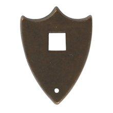 Key Escutcheon - Brown Windsor Antique