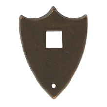 Key Escutcheon - Brown Windsor Antique