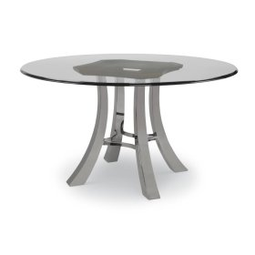 Dining Table Base for Glass Tops