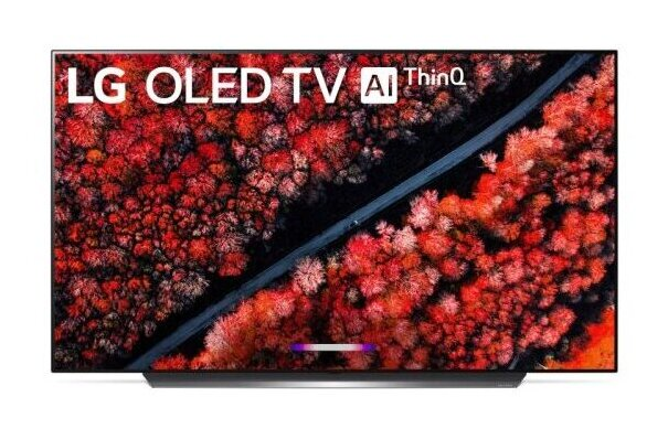 LG C9 55 inch Class 4K Smart OLED TV w/ AI ThinQ(R) (54.6