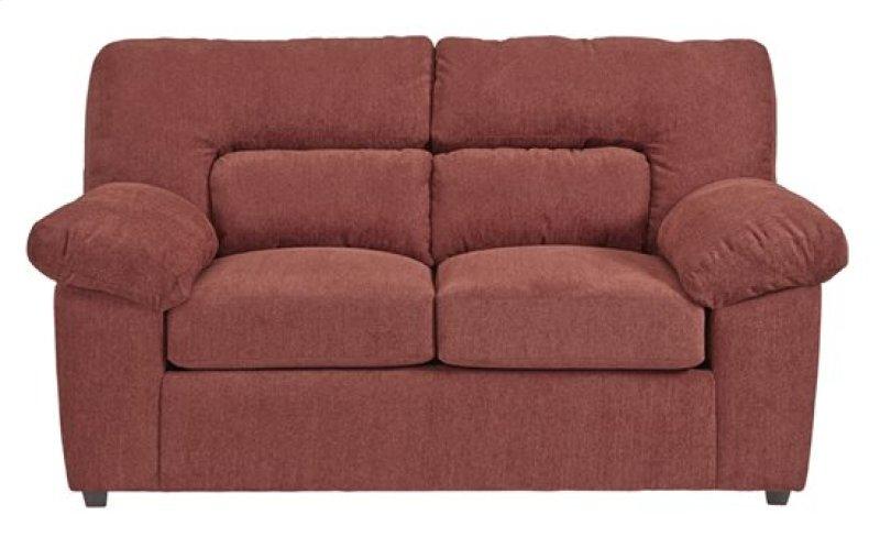 U2071LS in by Progressive Furniture in Spencer, IN - Loveseat - Red ...