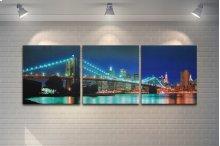 Brooklyn Bridge Artwork