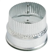 """4"""" Duct Collar. For use with Models 636/636AL for easy attachment of 4"""" round duct"""