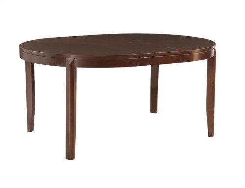 Round Leg Table-kd Standard Leaf