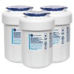 GE®MWF REFRIGERATOR WATER FILTER 3-PACK