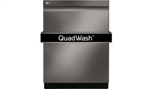 Top Control Smart wi-fi Enabled Dishwasher with QuadWash Product Image