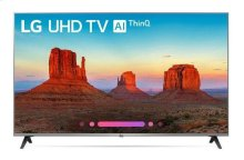 "UK7700PUD 4K HDR Smart LED UHD TV w/ AI ThinQ® - 55"" Class (54.6"" Diag)"